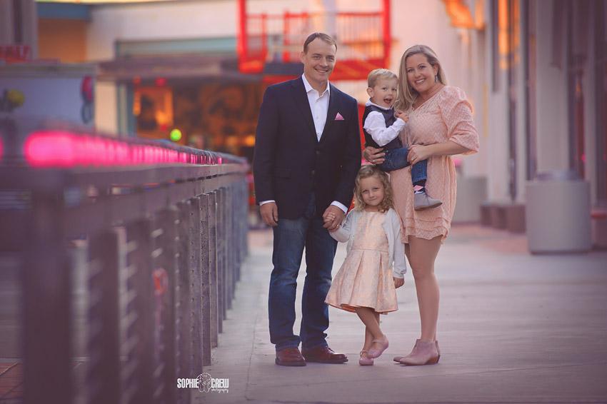 San Diego best family photographer Belmont Park Mission Beach