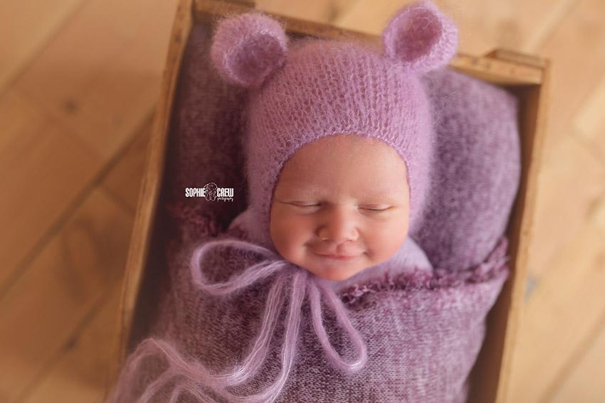 San Diego Portrait Photography for newborn