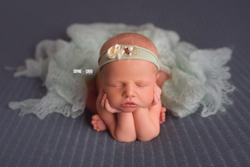 How to safely pose newborns