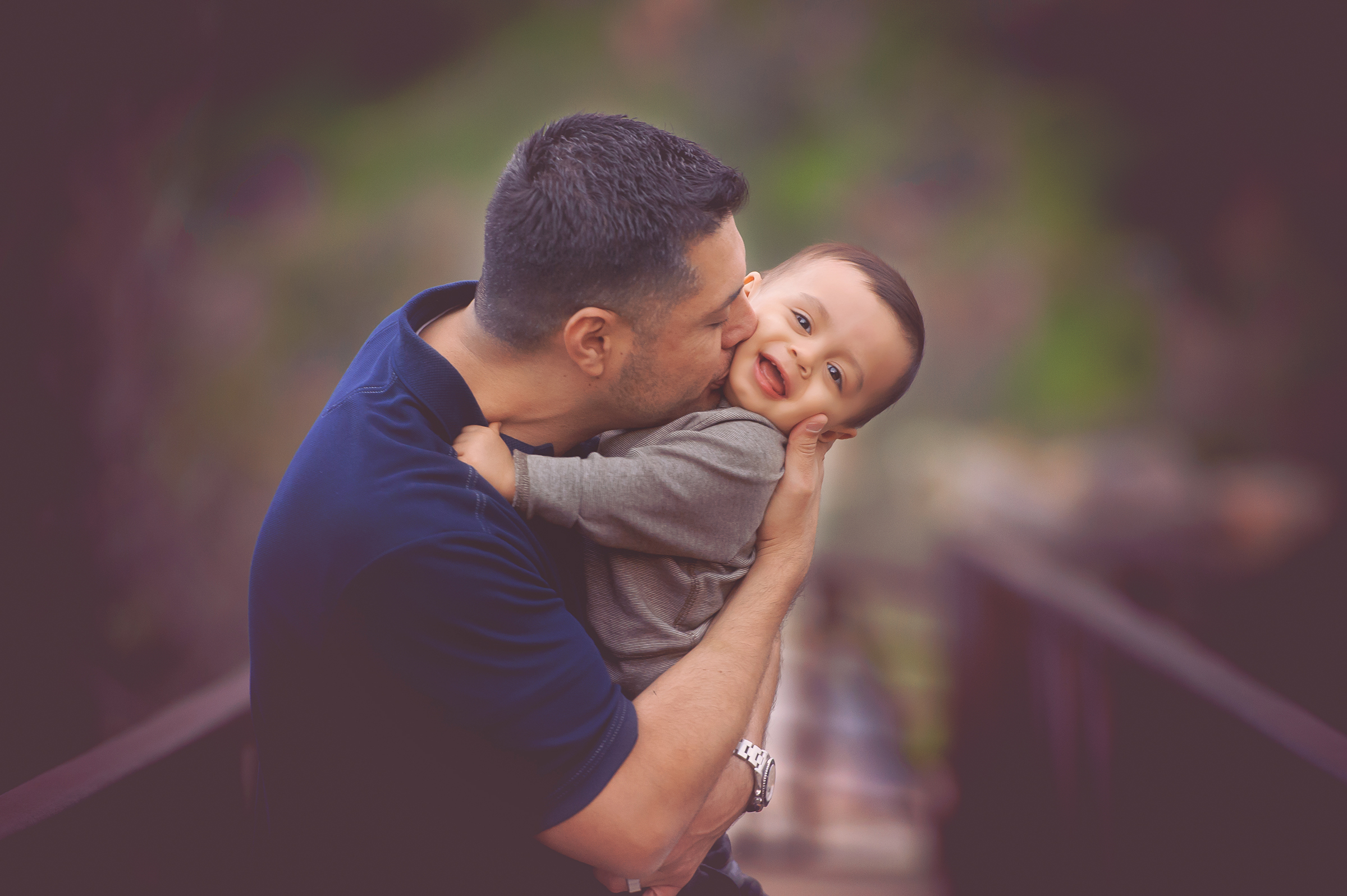 Photography for father and son in San Diego father's day portraits