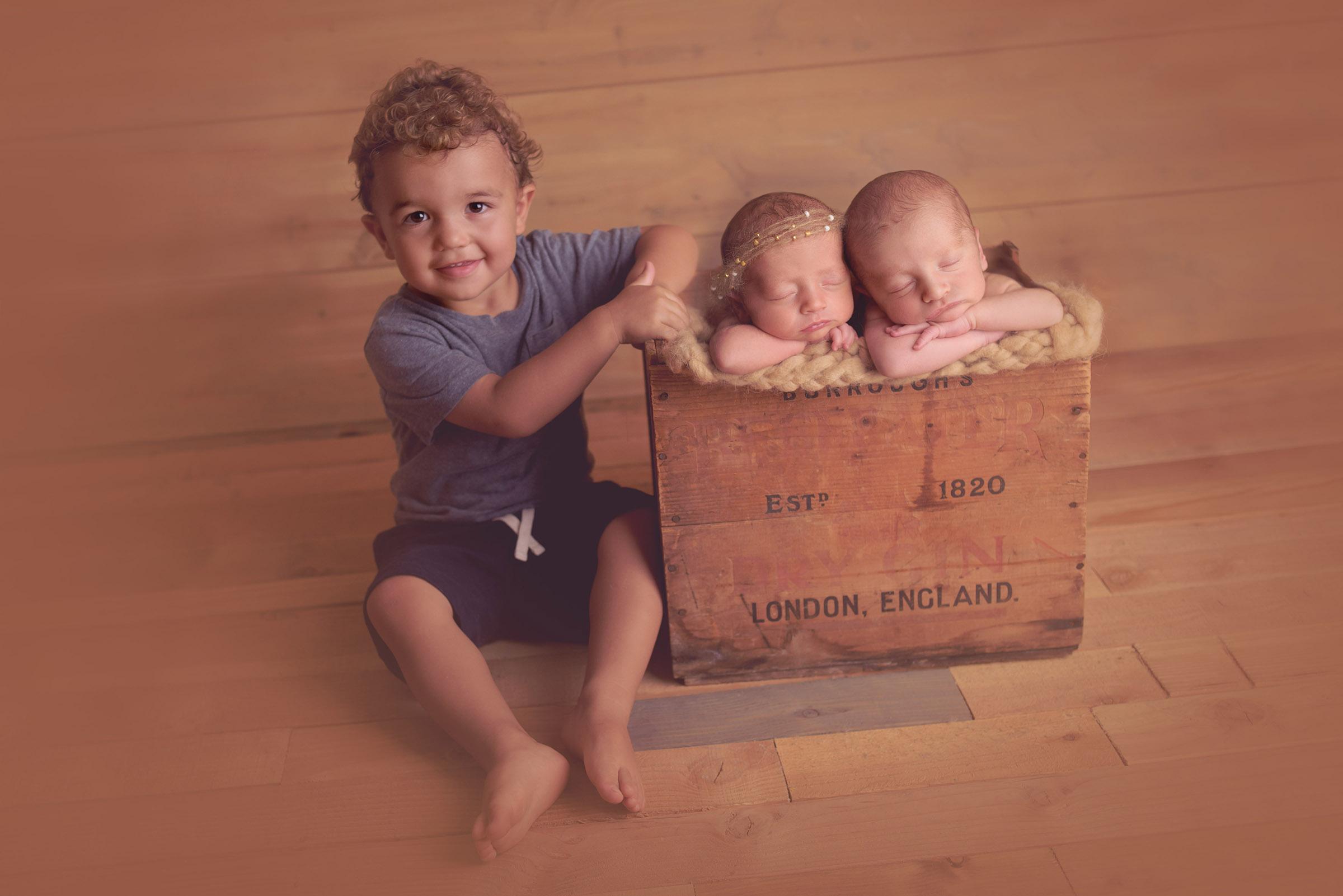 Carmel Valley, CA newborn photographer