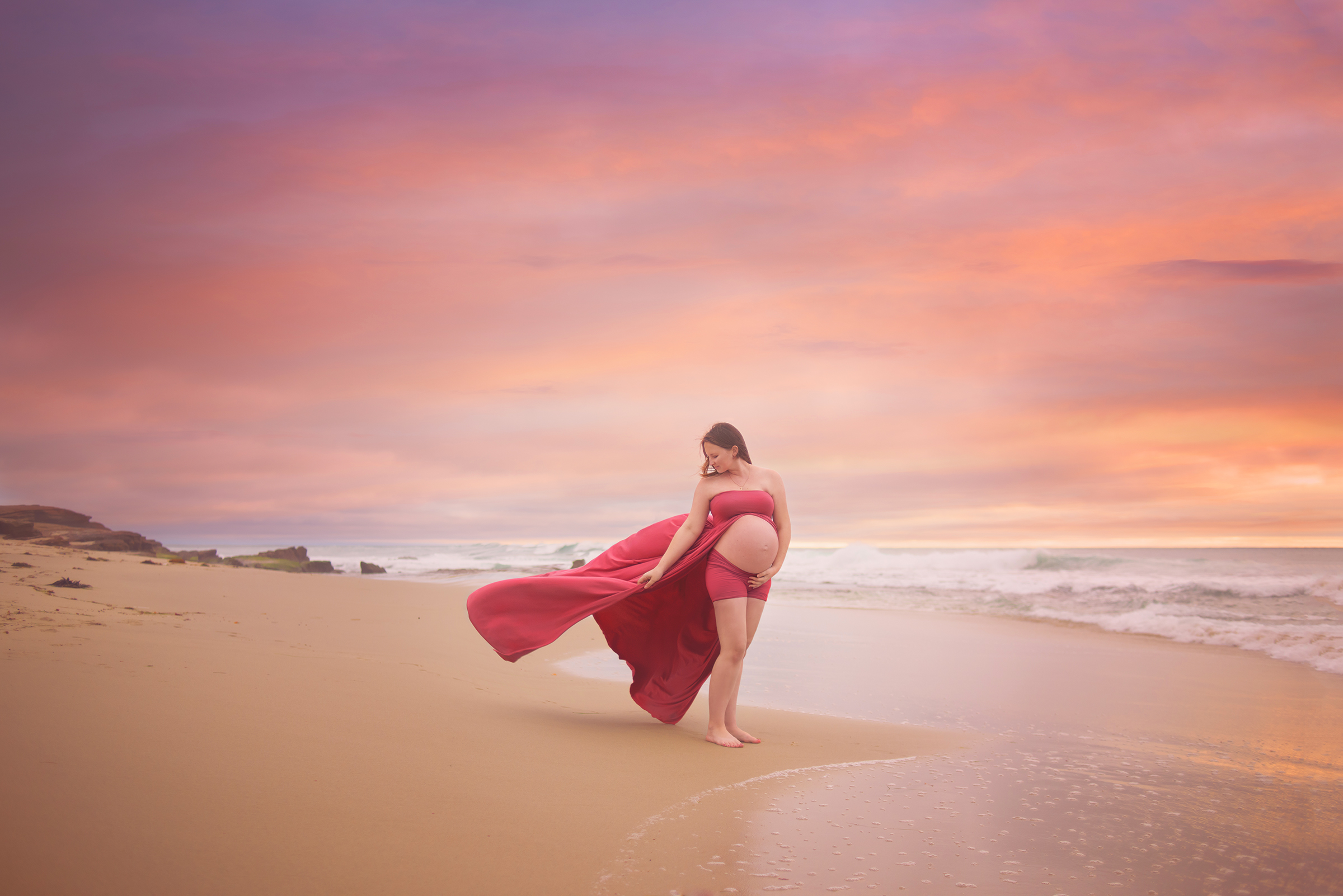 La Jolla Shores maternity and nephotographer Southern Californiawborn