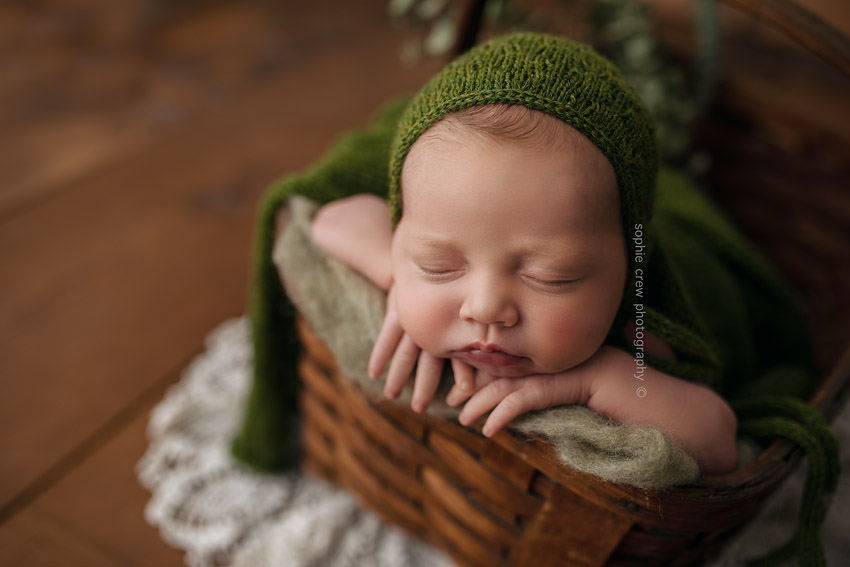 San Diego Newborn Photographer during coronavirus pandemic